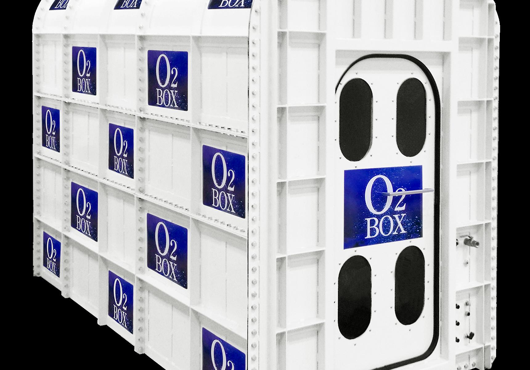 酸素ボックス画像